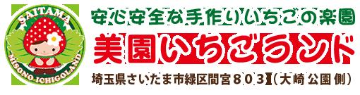 埼玉県さいたま市でいちご狩り 美園いちごランド